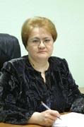 Начальник отдела текущего контроля Егорова И.М.